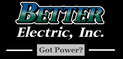 Better Electric | Licensed in Colorado, Nebraska and Wyoming